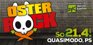 Oster Rock 2019